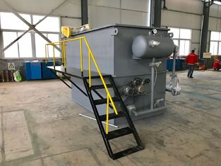 Carbon Steel Or Stainless Steel DAF Machine For Food Industry Wastewater Treatment