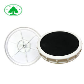 China Aeration ABS Membrane Micro Bubble 12 Inch Diffuser For Sewage Treatment supplier
