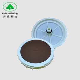 China PTFE 3 4 Inch Aquarium Fine Bubble Disc Diffuser Municipal Sewage Treatment supplier