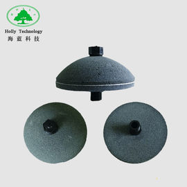 China Pond Membrane Disc Diffuser , Micro Ceramic Micro Bubble Diffuser For Wastewater Treatment supplier