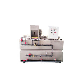 China PAM / PAC  Polymer  Automatic Chemical Dosing System , Liquid Dosing System supplier