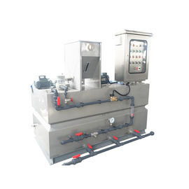 China Food Processing Chemical Dosing System Water Treatment Plant For Sludge Dewatering supplier