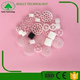 China Polyethylene Moving Bed Bio Filter Media For Printing And Dyeing Water Treatment supplier