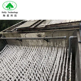 China Soft Cord Bio Filter Media For Sewage Treatment , Moving Bed Filter Media supplier