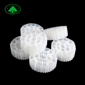 China HDPE Plastic MBBR filter media for RAS System supplier