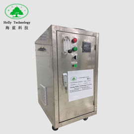 China Oxygen Micro Nano Bubble Generator For Waste Water Treatment , Holly Generator distributor