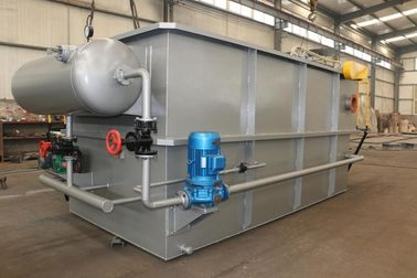 China Separated Dissolved Air Flotation Wastewater Treatment For Removing Oil And Solids distributor
