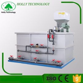 China 1000 L/H Automatic Chemical Dosing System For Water Treatment , Chlorine Dosing System distributor