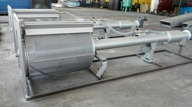 China Roto Solid Liquid Separator Screening In Wastewater Treatment Stainless Steel distributor