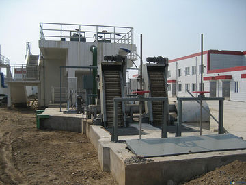 China Stainless Steel Mechanical Step Screen For Wastewater Treatment Plant distributor