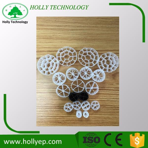 Polyethylene Moving Bed Bio Filter Media For Printing And Dyeing Water Treatment